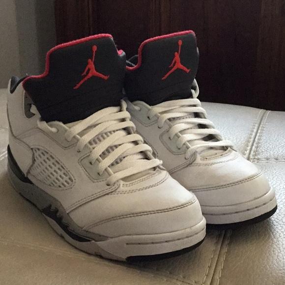 outlet store 3a1d8 ad50d Air Jordan 5 Retro Kids